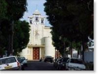 Eglise de Baie-Mahault en guadeloupe