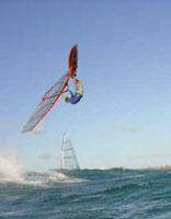 Windsurf Guadeloupe Antilles