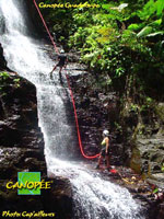 CANYONING en Guadeloupe Guadeloupe Antilles